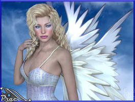 Frost Crystal Fairy V4/A4, by Prae (exclusive)