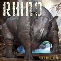 Rhino, by Summoner