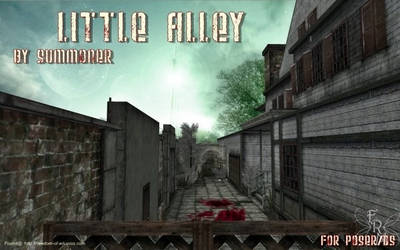 Little Alley, by Summoner (freebie)
