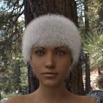 G8F: Simple Hair, by FuzzyLogic Creations(freebie)