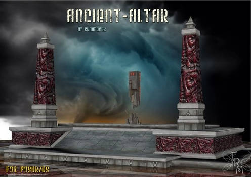 Ancient Altar, by Summoner