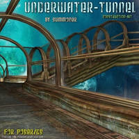 Underwater Tunnel, by Summoner