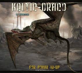Keltic Draco, by Summoner