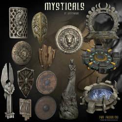 Mysticals, by Summoner