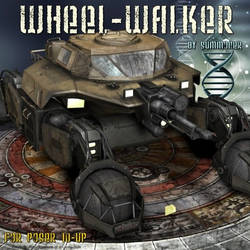 Sheel-Walker, by Summoner