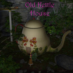 Old Kettle House, by Aelin (exclusive)