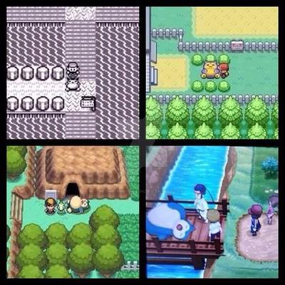 Pokemon X & Pokemon Y Walkthrough - Camphrier Town - PokeDream