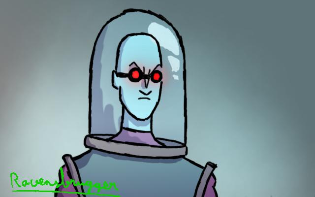 Mr. Freeze by ravensbrugger