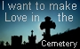 make love in the cemetery by Gothicmama