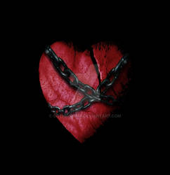 unchain my chained heart by Gothicmama