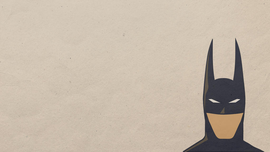 Batman Minimalist Desktop Wallpaper By P1tchB1ack On