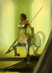 Centaur token 2