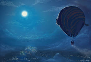 New Year Dream by WandererLink