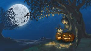 Happy Halloween by WandererLink