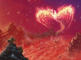 phoenix by WandererLink