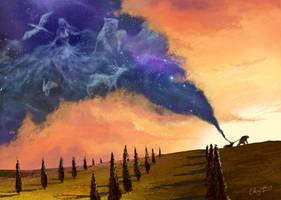 Night Dust by WandererLink