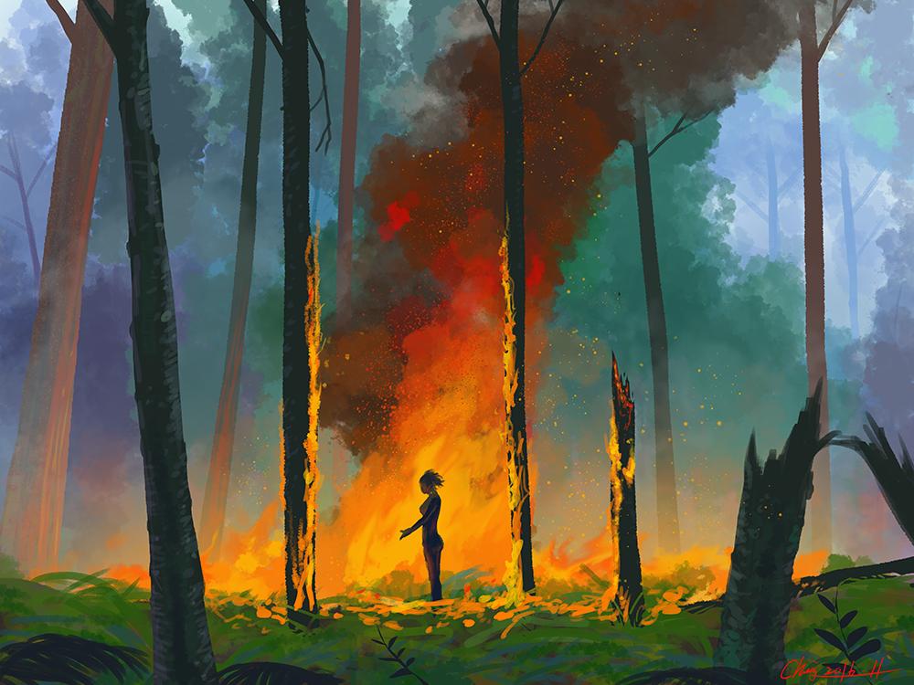 color Practice by WandererLink