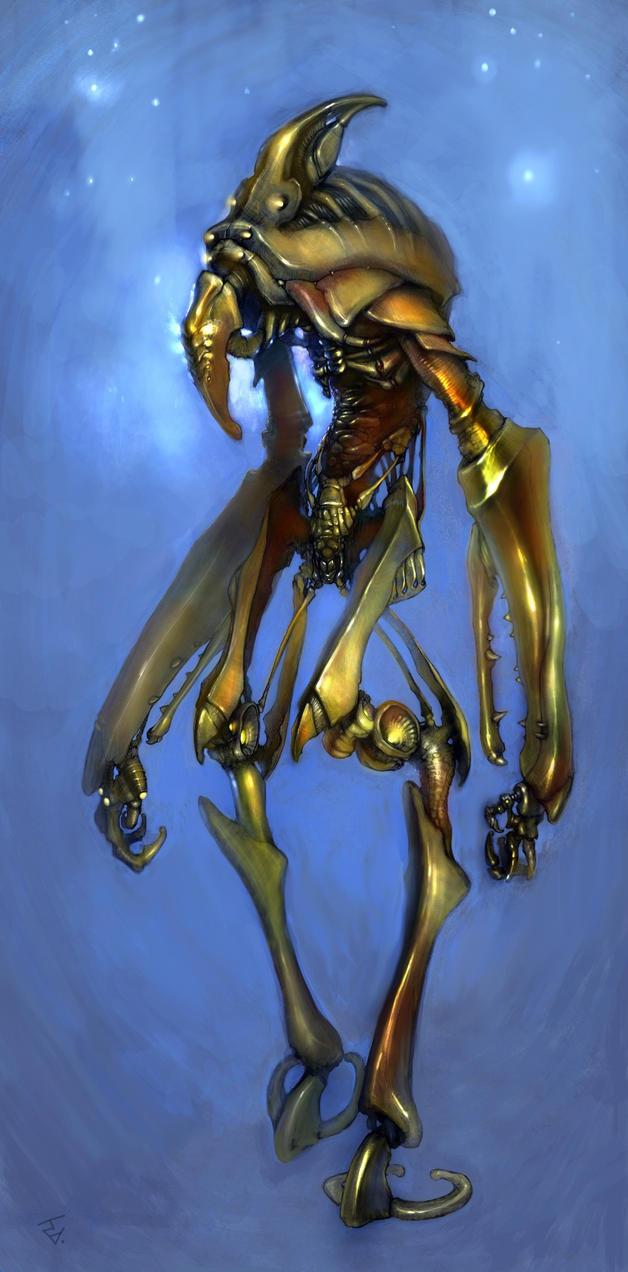 robot by Den3221