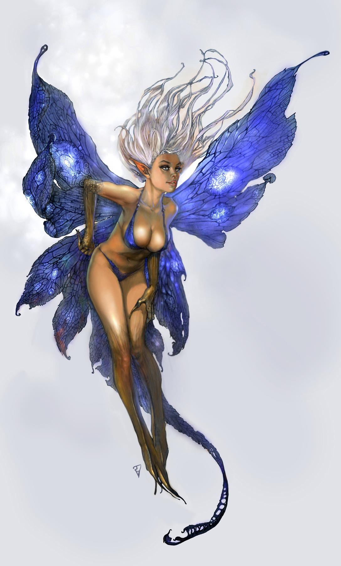 Sexy fantasy fairies sex gallery