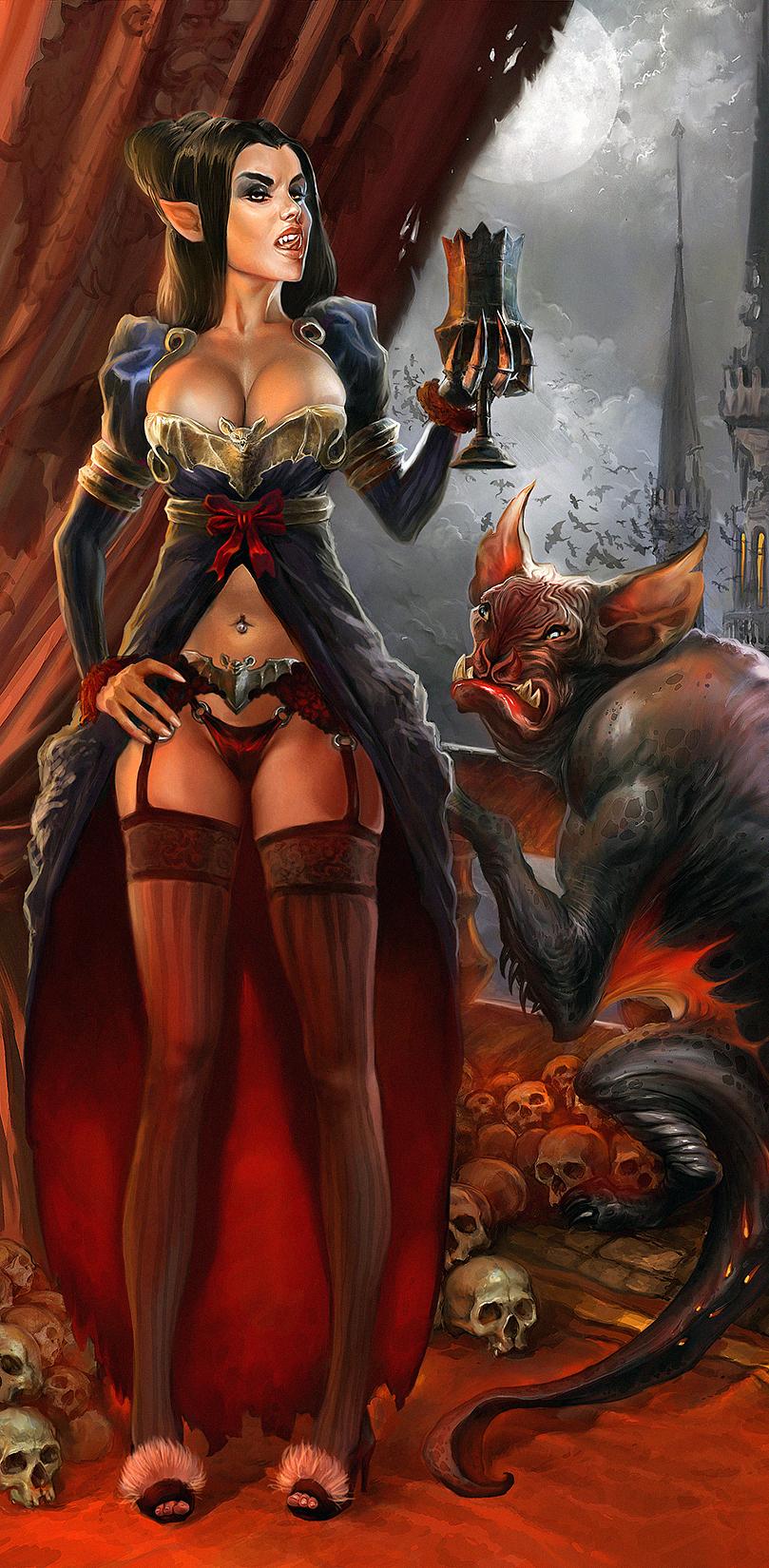 Dracula by Den3221