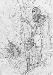 Alien Hunter 3 by Den3221