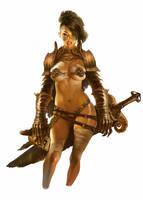 Demon Slayer by Den3221
