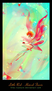 Little Red Haired Faerie