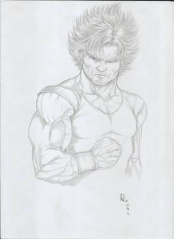 Goku SSJ (Reimagined)