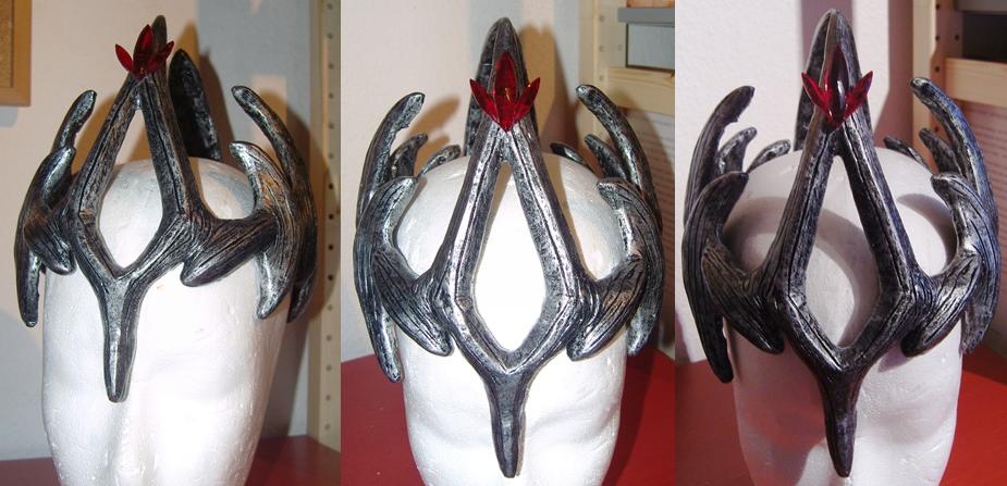 Sauron's crown - finished by Schlangenschatten