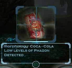 Coca Cola in Metroid Prime by Angeldhan