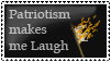 Anti Patriotism Stamp by Angeldhan