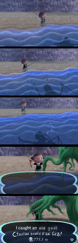 Animal Crossing - Old Gods