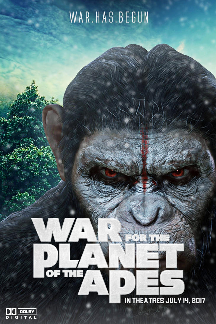 War For The Planet Of The Apes (2017) | The Bat Cave