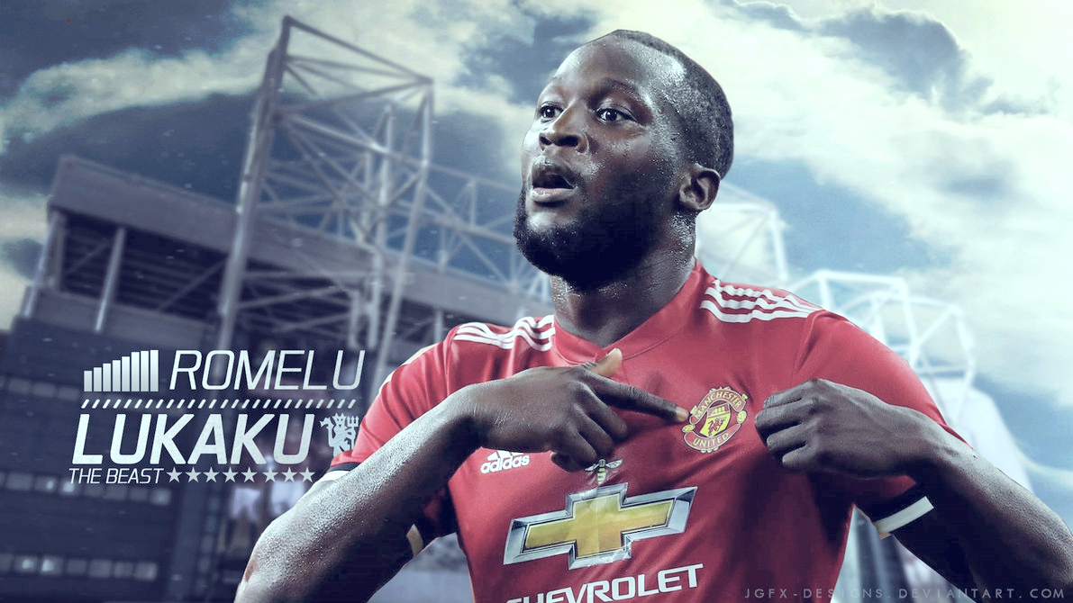 Romelu Lukaku By Jgfx-designs On DeviantArt
