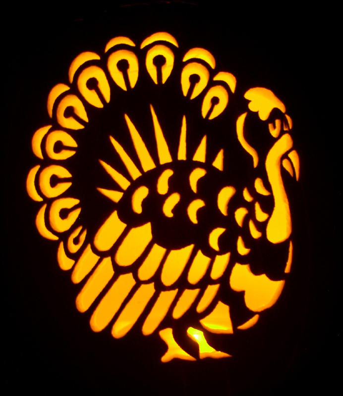 Turkey pumpkin by true sathania on deviantart