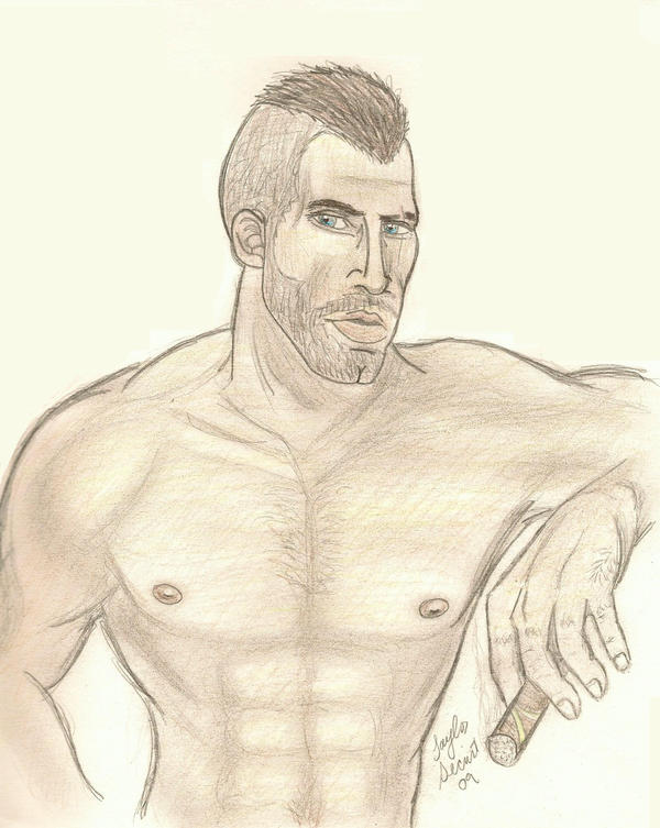 COD: Captain Sexy Pants by chocolatetater-tot