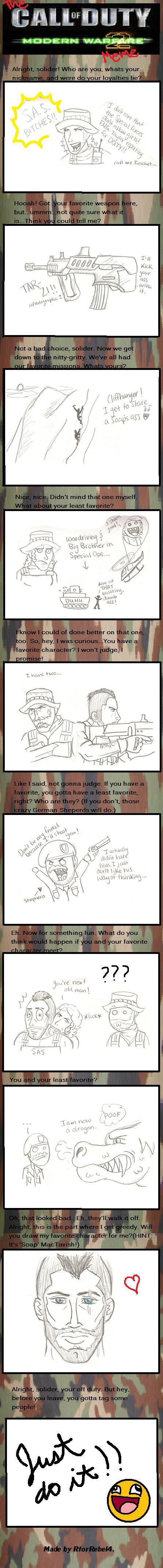 MW2 Meme by chocolatetater-tot