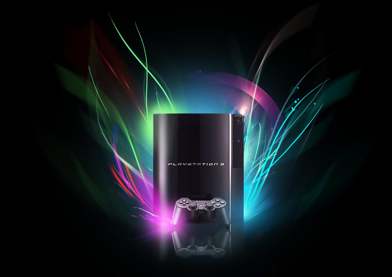 Playstation 3 by hynfaeries0