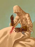 Tegaki E: Self Healing by DimeSpin