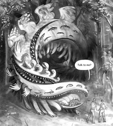 New World: A sci-fi/fantasy comic anthology by DimeSpin