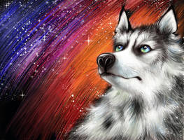 the wolf by arivle