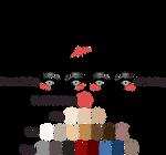Kotaka Clan Colour Palette