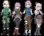 Seii Clan Members