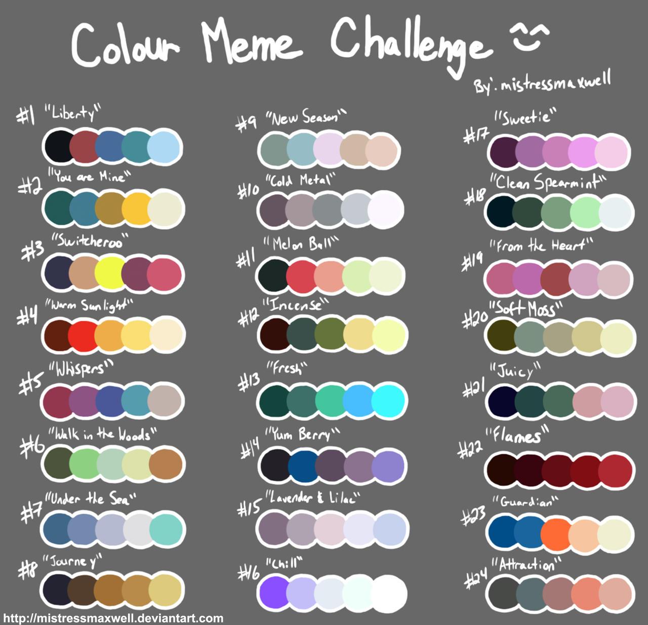 Как сделать на палитре цвет 924