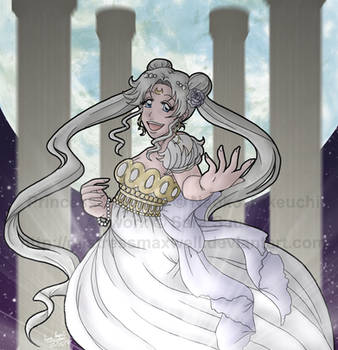 The Beautiful Moon Princess by mistressmaxwell