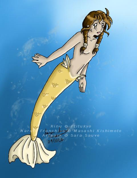 Indian Mermaid - Kinu by mistressmaxwell on DeviantArt
