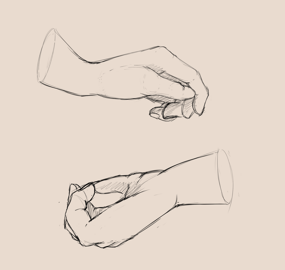 Hand-practice01 by AliceKeat