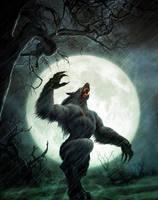 werewolf by junitsa