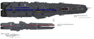 UNSC Cocidius / UNSC Heart of Darkness