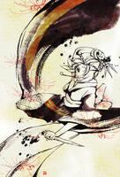 Gintama: Moon of Yosiwara by muttiy